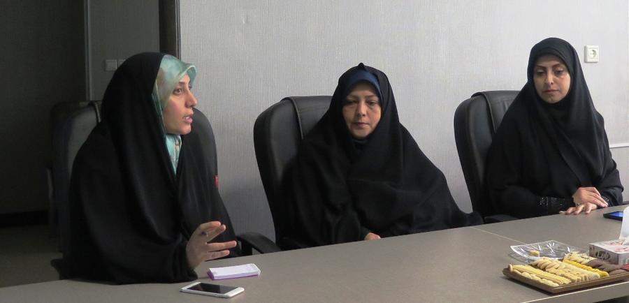 دیدارهای نوروزی مدیرکل کانون استان قزوین با مسوولان