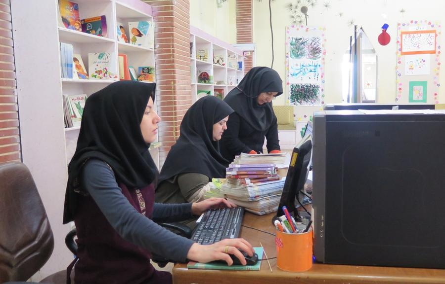 طرح آمارگیری در مراکز فرهنگی و هنری کانون استان قزوین