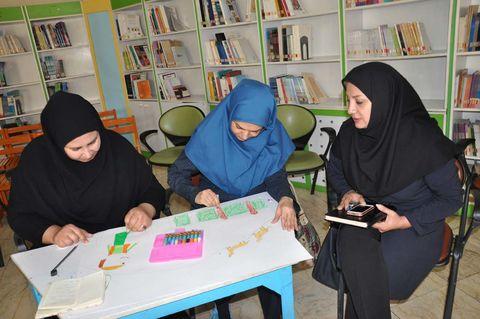 کارگاه تخصصی از قصه تا نمایش در البرز برگزار شد
