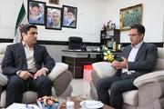 نشست مدیر کل کانون مازندران با آموزش و پرورش