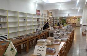 فعالیت آمارگیری کتاب در مراکز فرهنگی هنری کانون استان گیلان