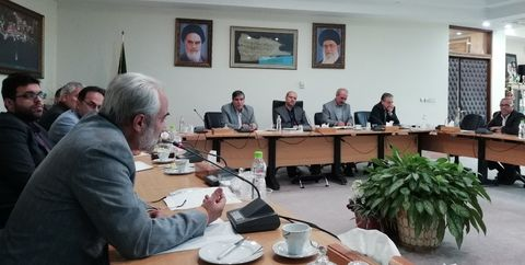 دیدار استاندار گلستان با مدیران دستگاههای فرهنگی و اجرایی