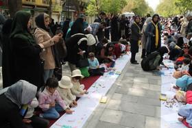 جشن پرواز آرزوها در همدان
