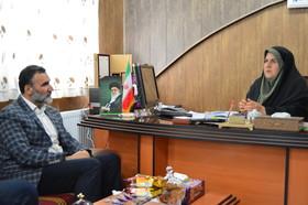 مدیرکل کانون استان کرمانشاه بر گسترش تعامل رسانه ای کانون تاکید کرد