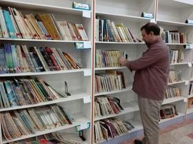 ساماندهی کتابهای مراکز کانون