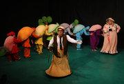 نمایش «پاهای خانم هزار پا» بر روی صحنهی مرکز تئاتر کانون