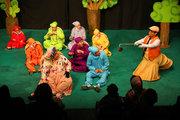 اجرای نمایش «پاهای خانم هزار پا» در مرکز تئاتر کانون