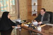 مصاحبه با سرپرست معاونت اداری- مالی کانون خراسان رضوی