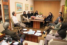 برگزاری مراسم تجلیل از جانبازان کانون تهران