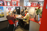 مذاکره با دستاندرکاران جشنوارههای خارجی در بازار فیلم فجر