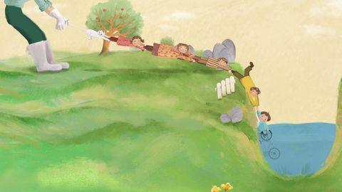 «زری زری کاکلزری» به دنبال تقویت مهارت ارتباطگیری در کودکان