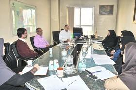 حضور فعال اعضا در جلسات شورای فرهنگی کانون البرز