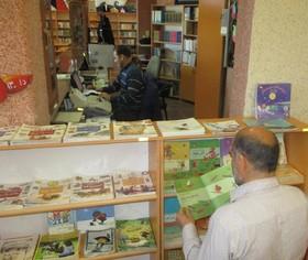 کتابهای مراکز فرهنگیهنری کانون گلستان در حال ساماندهی است