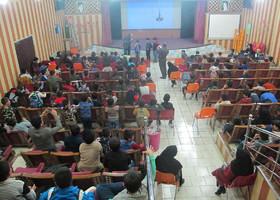 دانشآموزان کردستانی با کانون آشنا شدند