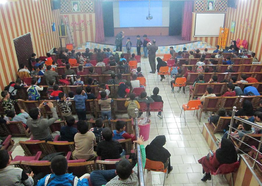 جشنواره فیلم رشد در کردستان