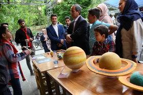 برگزاری روز جهانی نجوم در رصدخانه زعفرانیه کانون تهران