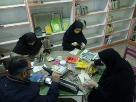آمارگیری کتاب در مراکز فرهنگی و هنری به روایت تصویر