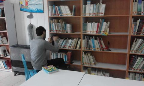 آمارگیری کتاب در مراکز فرهنگی و هنری