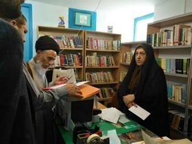 بازدید امام جمعه از کانون سیرجان