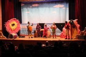 اجرای نمایش «ساحل سنگی» ویژه کودک ونوجوان