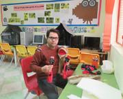 کارگاه ساخت عروسکهای بومی و محلی در بیجار