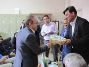 تجلیل از مدرسان و همکاران کانون زبان زنجان