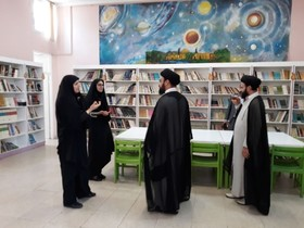 بازدید نماینده مردم اردستان در مجلس شورای اسلامی از مرکز شماره یک کانون در این شهرستان