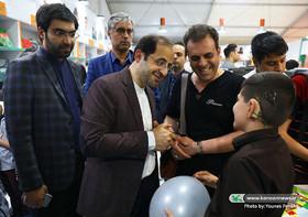 گفتوگوی رودرروی مدیرعامل کانون با مخاطبان کودک نمایشگاه کتاب تهران
