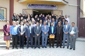 گردهمایی مربیان مسؤول مراکز فرهنگی و هنری در کانون محمودآباد