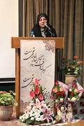 مدیر کل کانون فارس در مراسم تکریم و معارفه مسئول حراست