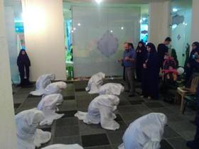 درخشش غرفهی کانون قم در نمایشگاه نبطیه لبنان