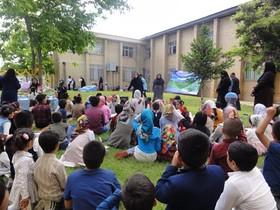 مشارکت کانون کهگیلویه و بویراحمد در جشن ویژه فرزندان کارکنان استانداری