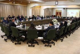اولین جلسه فصل مربی مسئولان مراکز کانون تهران در سال ۹۷