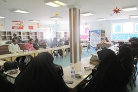 تجلیل از مدیران و معلمان طرح کانونمدرسه در سمنان
