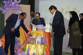 آیین افتتاحیه ی جشنواره ی کتابخوانی رضوی در شهرکرد