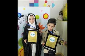 اعضای مرکز ۲۹ تهران، برگزیده مسابقه چرتکه شدند