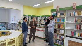 بازدید مدیرکل کانون استان تهران از مرکز فیروزکوه