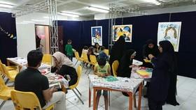 حضور کانون خراسان رضوی در سیزدهمین نمایشگاه قرآن و عترت