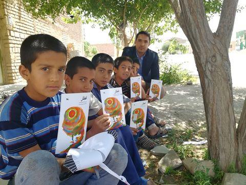 ماه مبارک رمضان در مراکز فرهنگی هنری کانون خراسان جنوبی