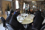 اولین جلسه هماندیشی انجمن نمایش کانون استان اردبیل برگزار شد