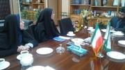 دیدار مربیان مراکز اردستان با فرماندار جدید شهرستان