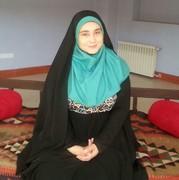 زهرا محمدی عضوفعال کارگاههای ادبی مرکز شماره یک زنجان