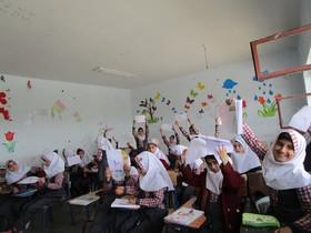 گزارش تصویری ازپایان طرح کانون مدرسه درمراکزکانون لرستان