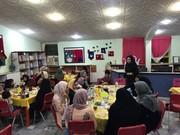 ضیافت افطار در مراکز فرهنگی هنری سیستان و بلوچستان