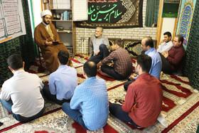 شمیم رمضان درکانون استان گیلان