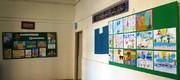 برپایی نمایشگاه آثار مسابقه نقاشی کانون قزوین در ستاد اقامه نماز استان
