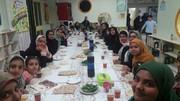 ضیافت افطاری مرکز شماره5 مشهد