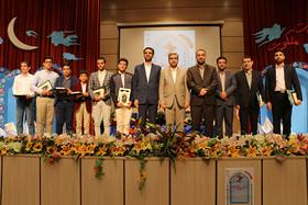 گزارش تصویری از دومین همایش قرآنی اعضای پسر نوجوان کانون پرورش فکری استان سمنان