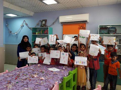 ویژه برنامه ولادت امام حسن مجتبی (ع) در مراکز سیراف و نخل تقی