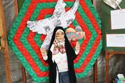 همراهی کارکنان و اعضای کانون گیلان با کودکان فلسطینی
